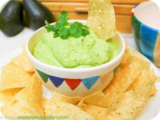 Avocado Sauce Recipe ~ Guasacaca Recipe