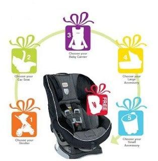 Britax Registry Rewards Program ~ Get a FREE BOULEVARD 70 convertible car seat!