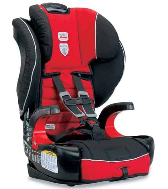 Britax's ClickTight Installation System: As easy as 1-2-3!!! #Giveaway
