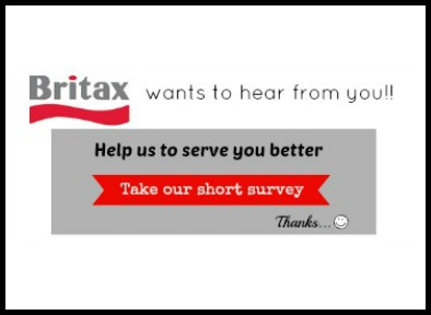 Britax Wants to Hear From You!!!