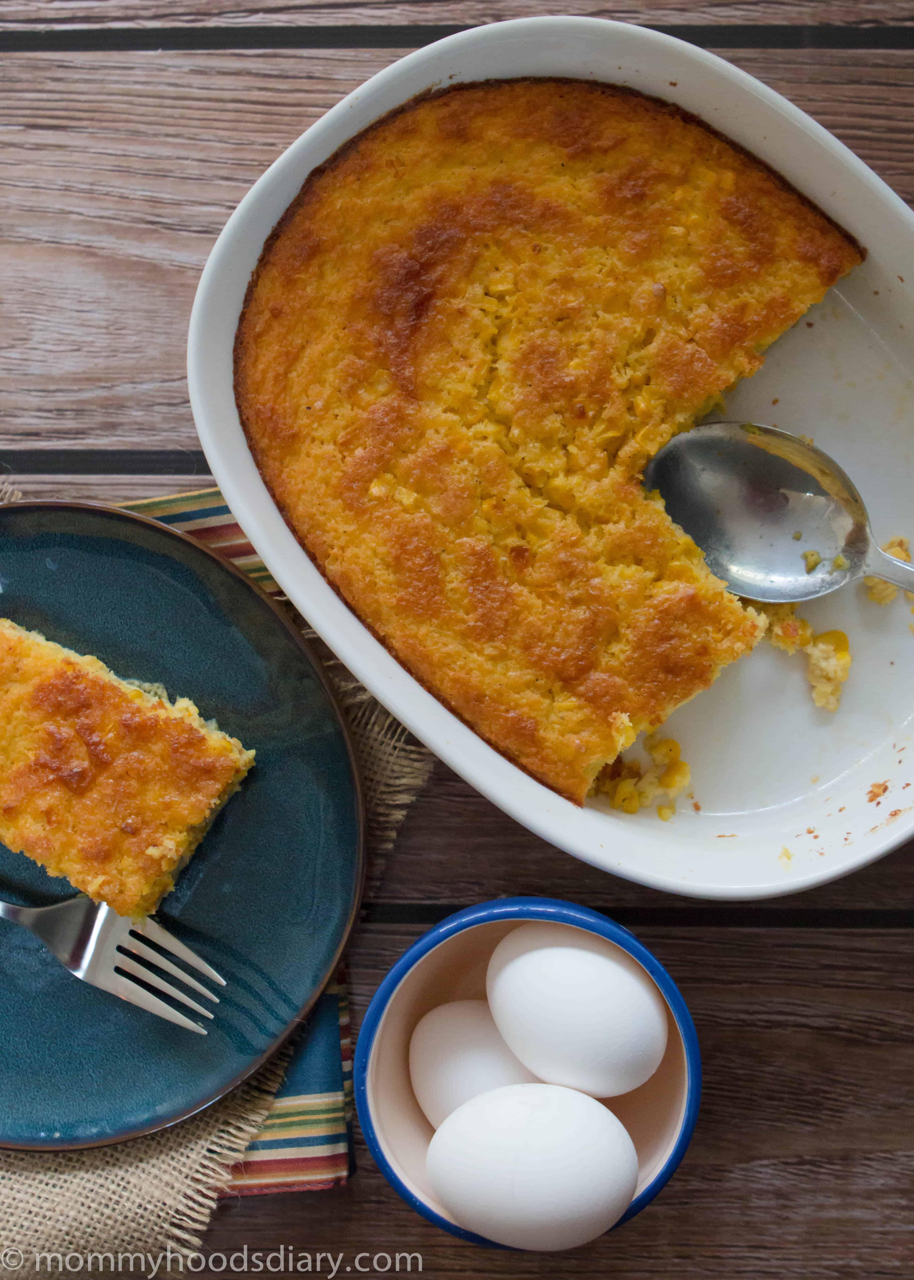 Corn Pudding-2