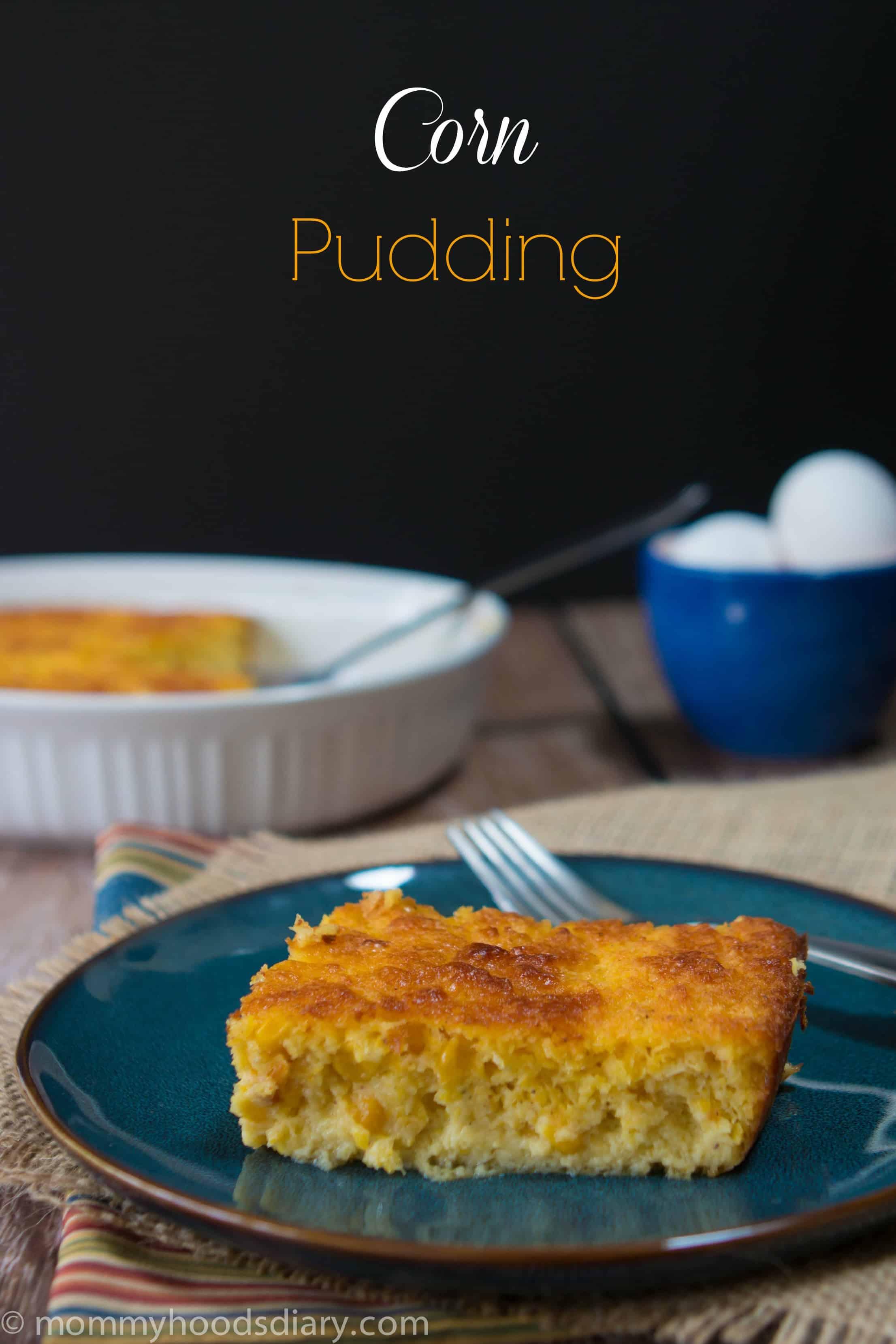 Corn_Pudding
