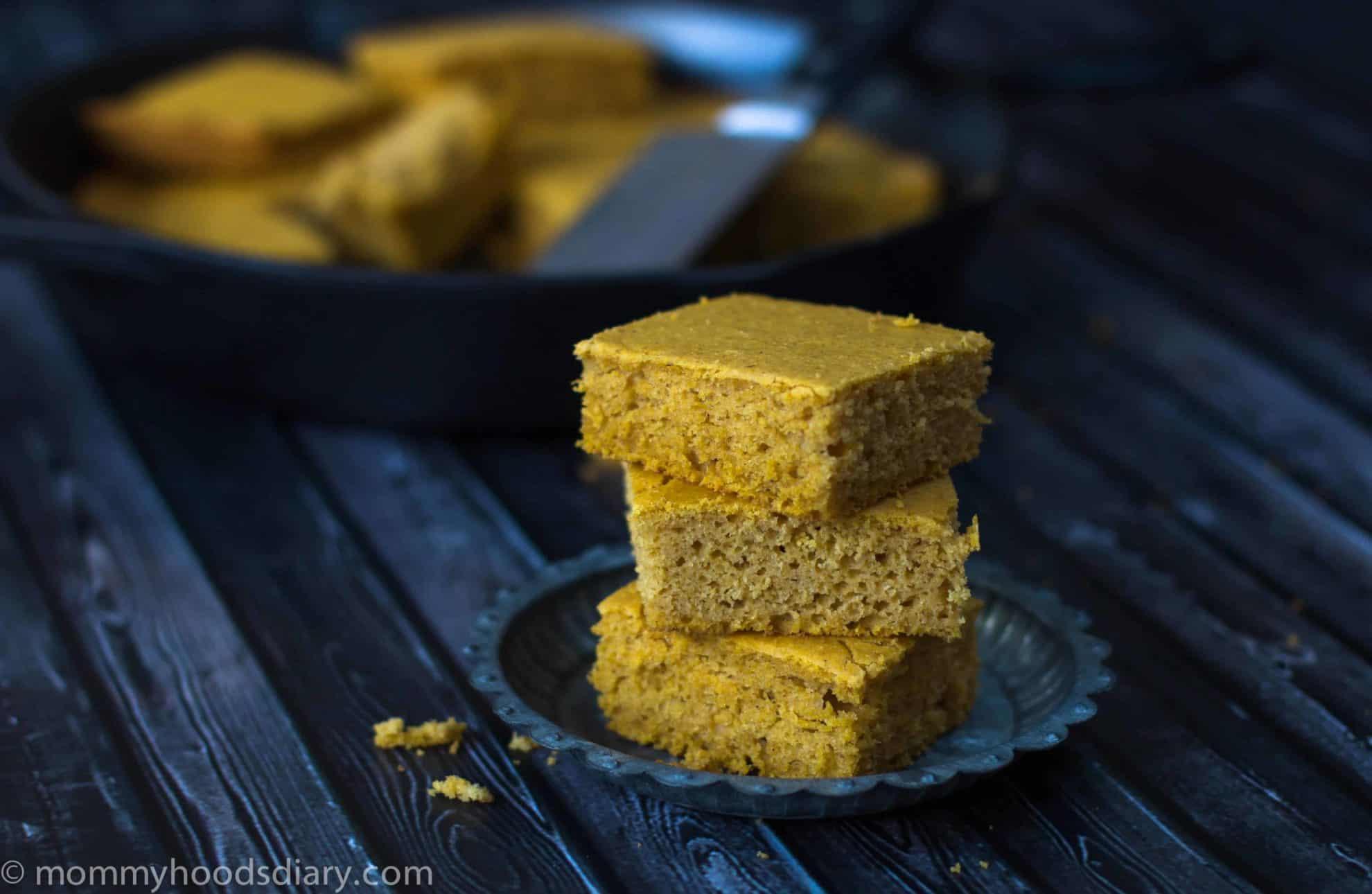 Pumpkin Cornbread | Mommy's Home Cooking