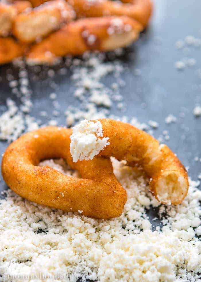 Venezuelan Sweet Corn Fritters | Mommyhood's Diary