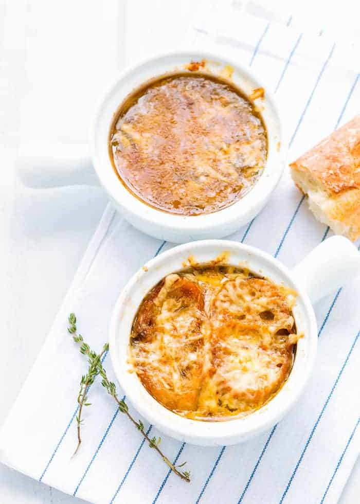Classic Onion Soup | Mommyhood's Diary