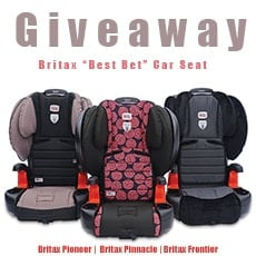 "Britax ""Best Bet"" Car Seat Giveaway"