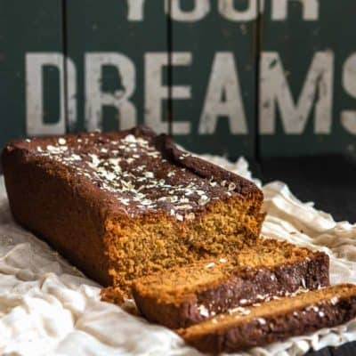 Black Tea Cinnamon Bread