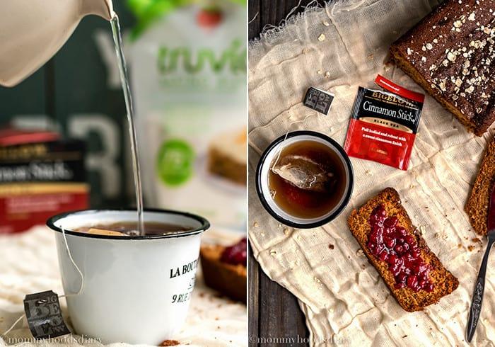Black Tea Cinnamon Bread | Mommyhood's Diary