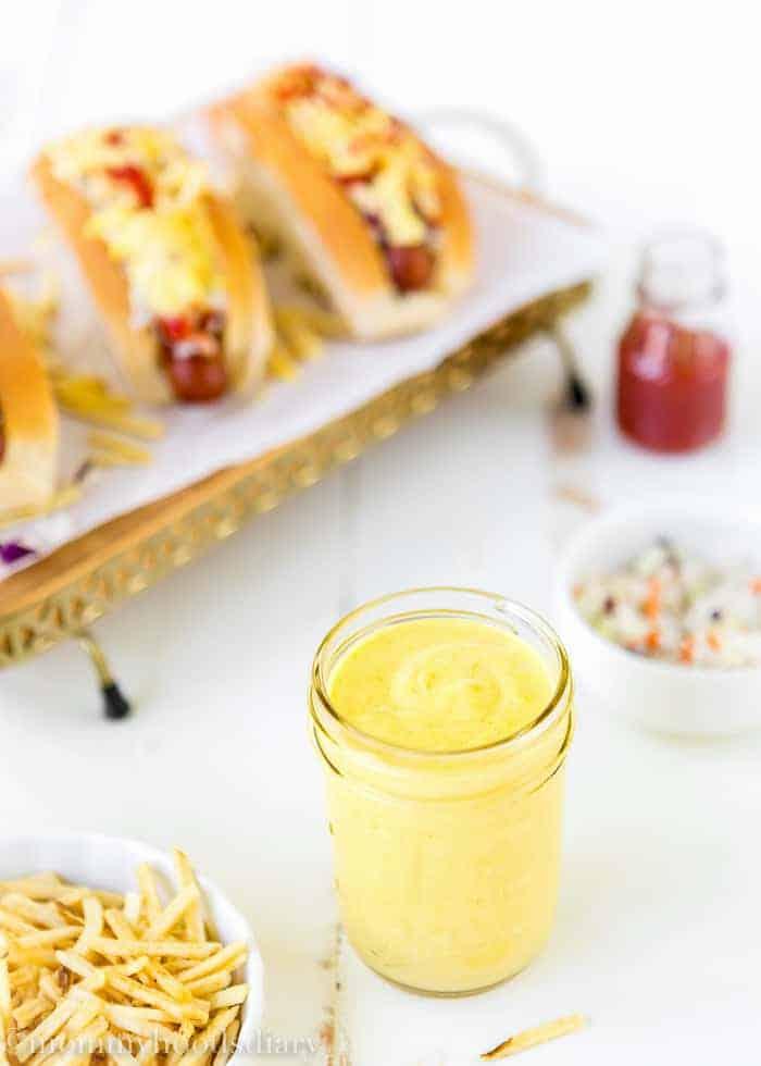 Venezuelan Corn Sauce-1