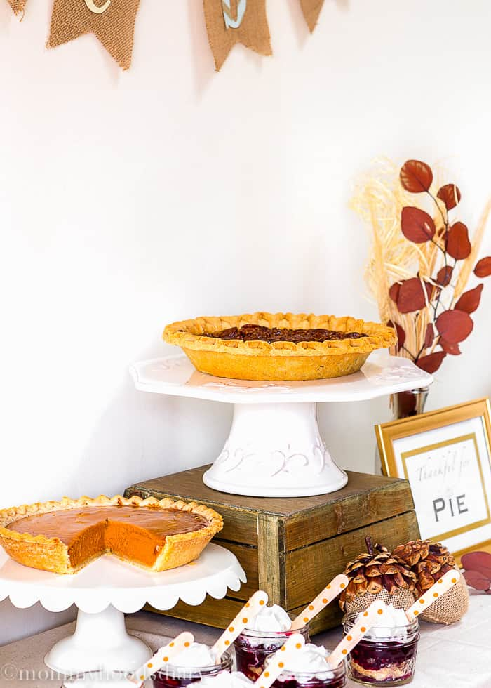 Pie Dessert Table Ideas-14