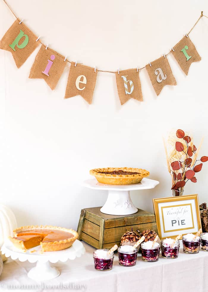Pie Dessert Table Ideas-15