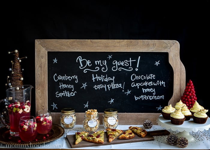 Simple Party Ideas and Holiday Entertaining-2