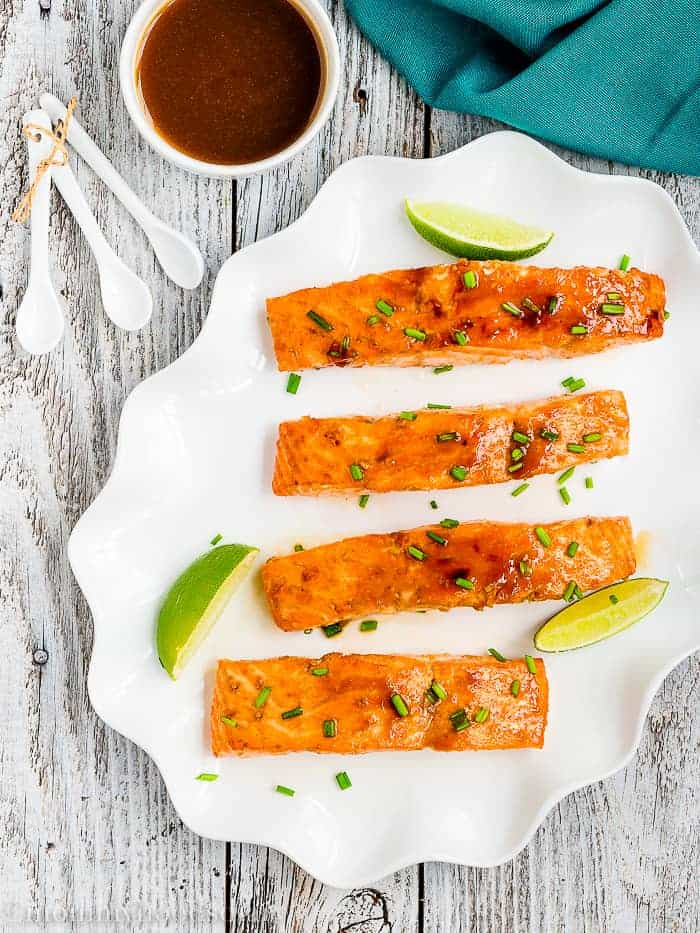 Skinny Glazed Salmon-1