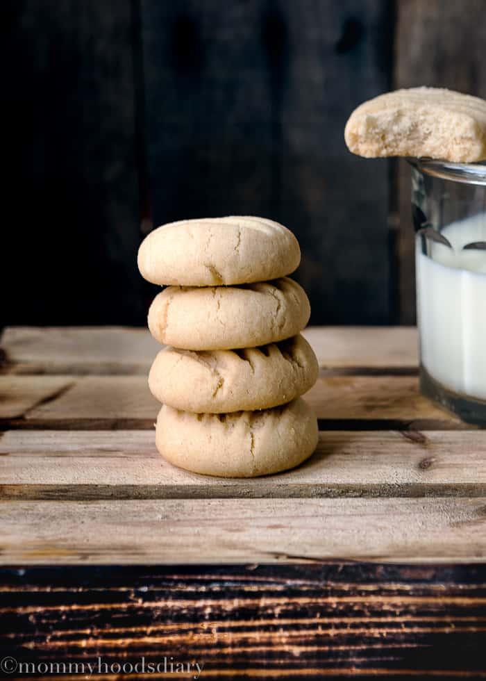 Venezuelan Polvorosas Cookies-10