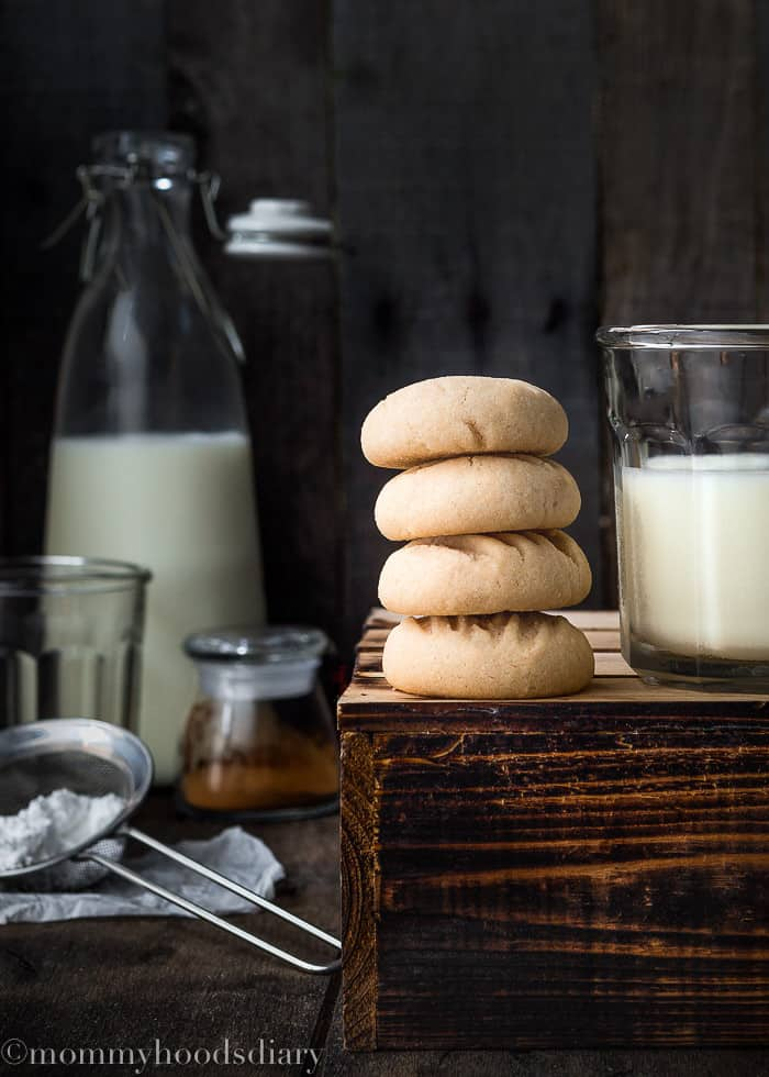 Venezuelan Polvorosas Cookies | Mommyhood's Diary