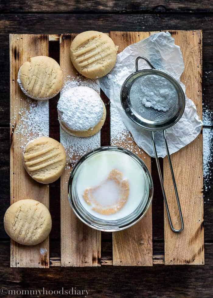 Venezuelan Polvorosas Cookies-3