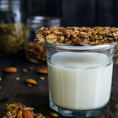 Chocolate Peanut Butter Energy Bars
