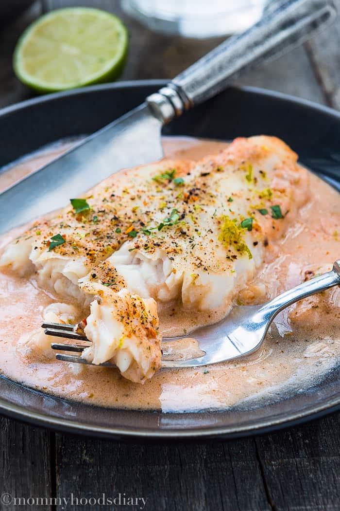 Creamy Fish Fillet Casserole-7