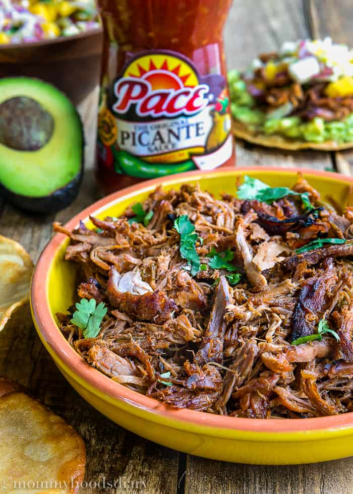Slow Cooker Spicy Pork Carnitas-10