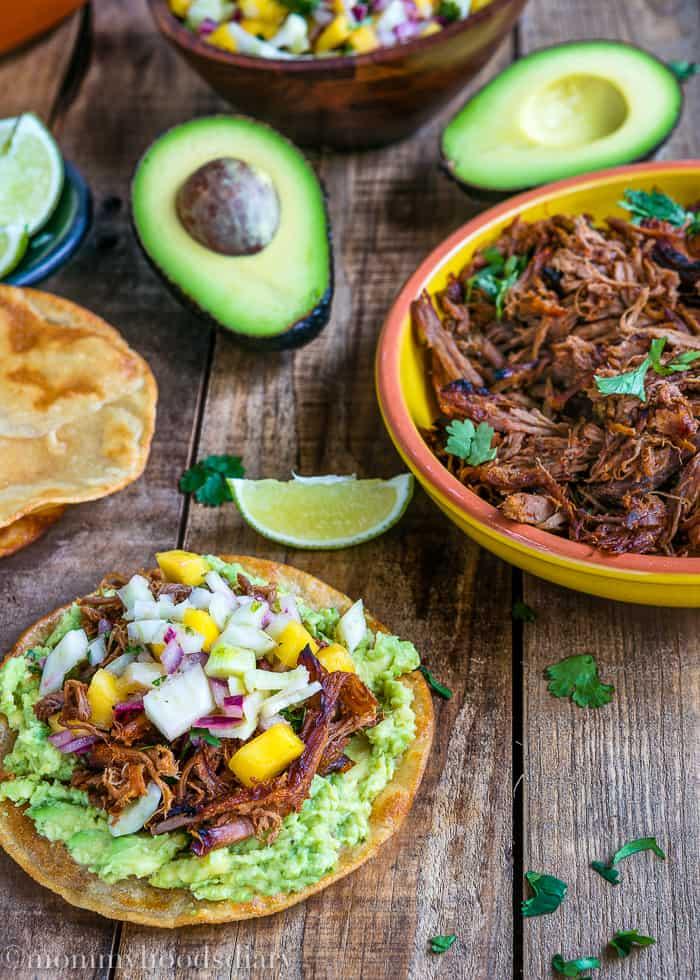 Slow Cooker Spicy Pork Carnitas-12