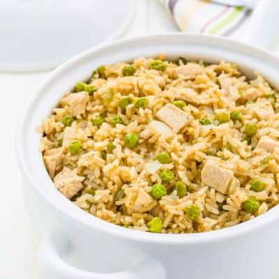 Easy Skinny Arroz con Pollo