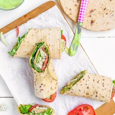 Loaded Reina Pepiada Wraps