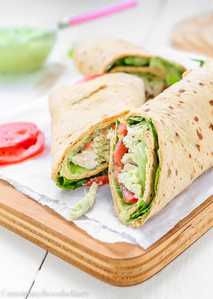 Loaded Reina Pepiada Wraps-7