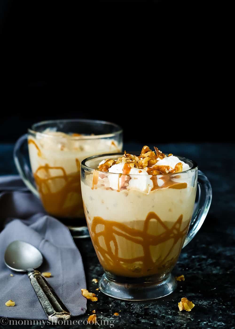 Caramel Coffee Float | Mommy's Home Cooking