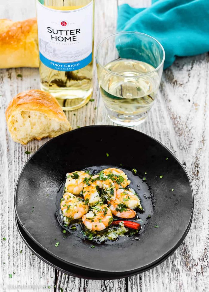 Spanish Style Garlic Shrimp-13