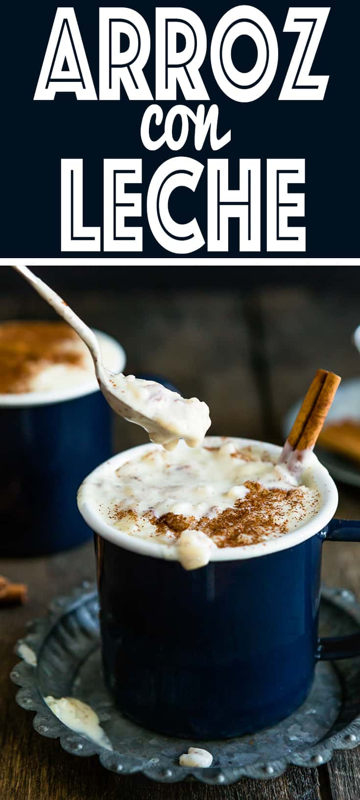 Arroz con Leche is the Spanish version of the well-known rice pudding. It's the ultimate comfort dessert. And almost without fail, this dessert will make you feel closer to home with every spoon, especially when served warm… so simple, but so perfect! http://mommyshomecooking.com