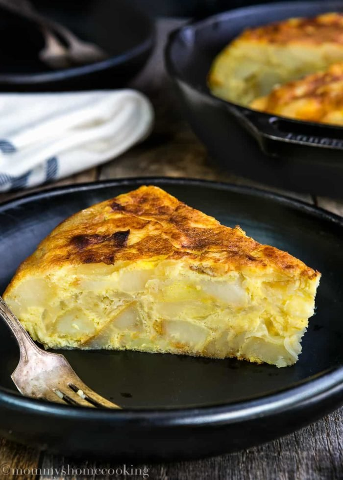 Tortilla Española | Mommy's Home Cooking