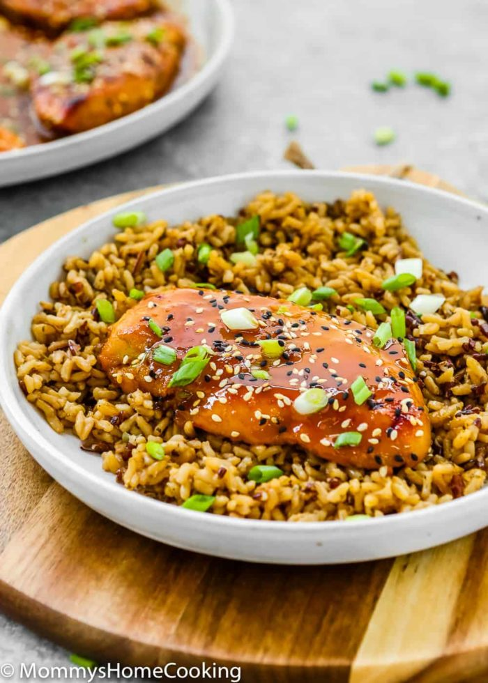 Easy Asian-Style Chicken Breasts-9