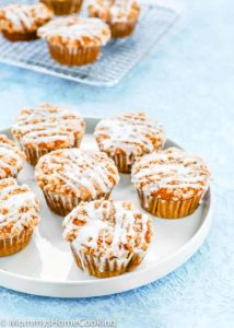 Eggless Pumpkin Muffins