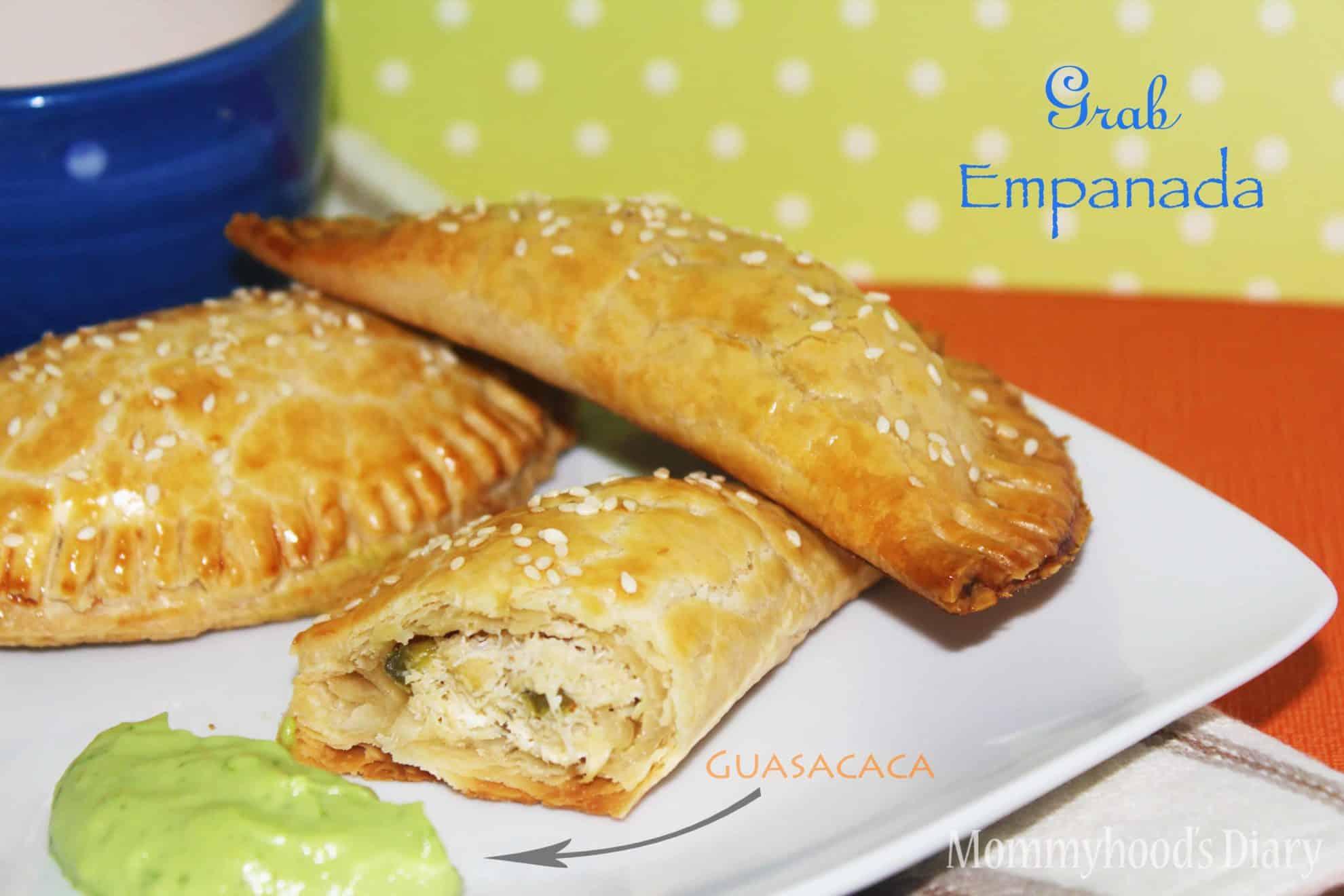 Crab Empanadas