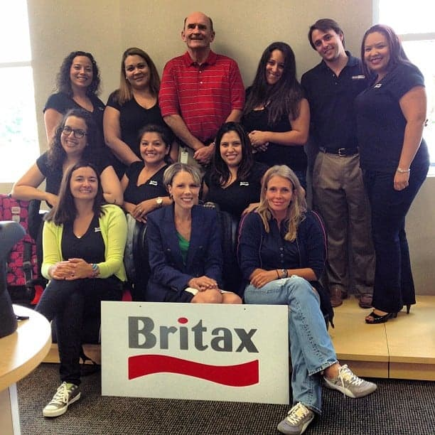 Britax is Going Above and Beyond #SafeConBritax