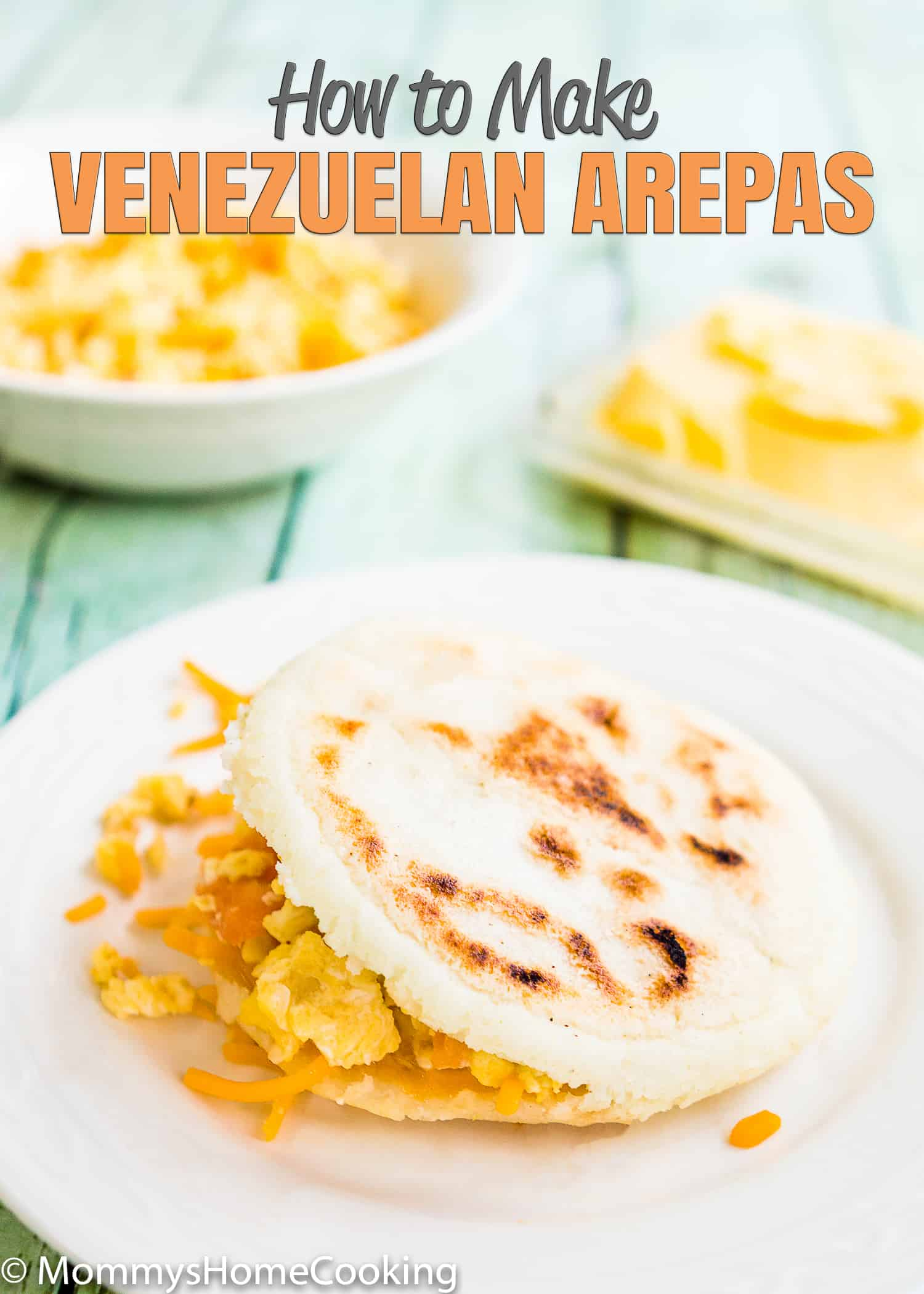 How to make venezuelan arepas learn how to make venezuelan arepas and open a world of delicious food possibilities for your family these flat patty made of maize flour are sooo yummy forumfinder Choice Image