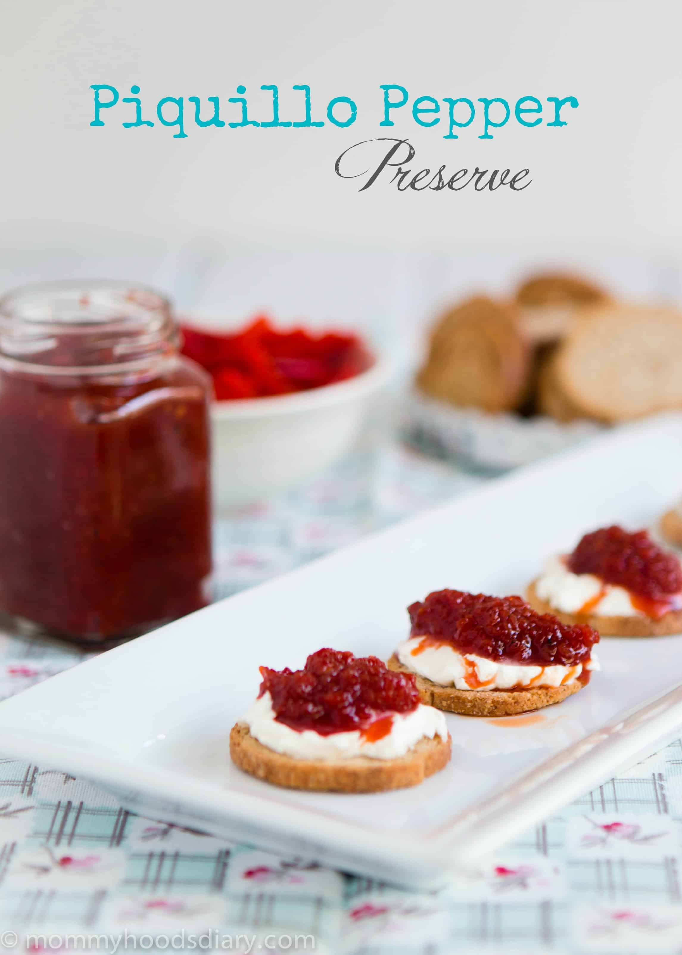 Piquillo Pepper Preserve