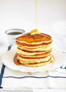 Eggless Pancakes   Mommy's Home Cooking