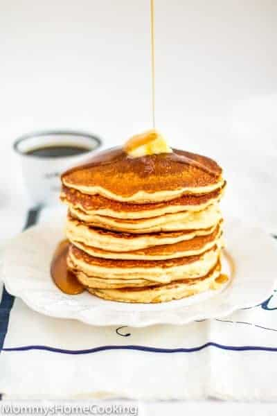 Eggless Pancakes | Mommy's Home Cooking