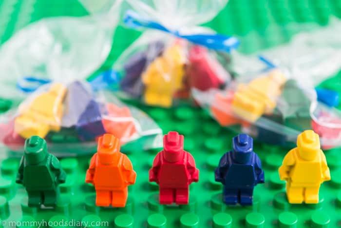 Lego Crayons -1
