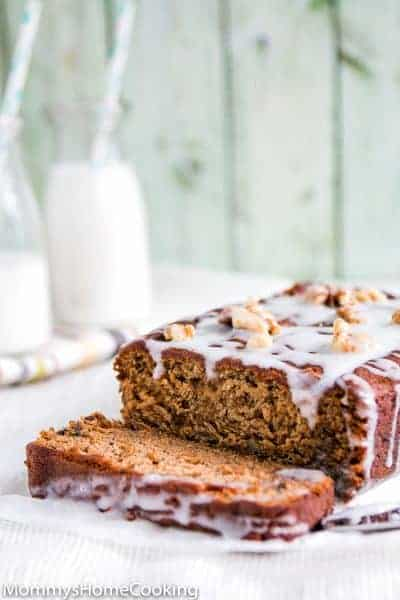 BEST Eggless Banana Bread