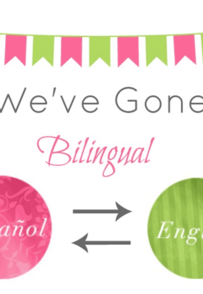 We are a bilingual blog