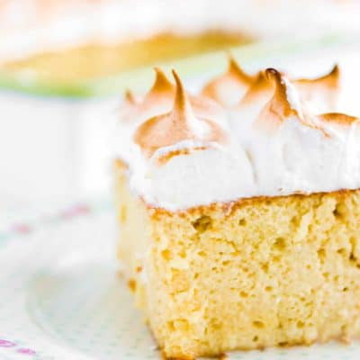 Tres Leches Cake | Mommy's Home Cooking
