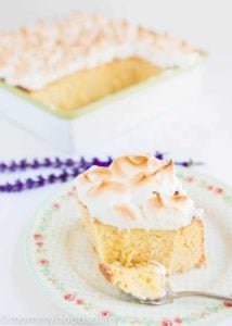 Tres Leches Cake | mommyshomecooking.com