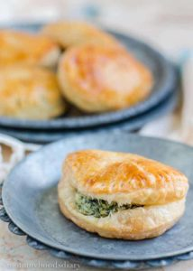 Spinach and Cheese Hand Pies   mommyhoodsdiary