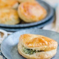Spinach and Cheese Hand Pies | mommyhoodsdiary