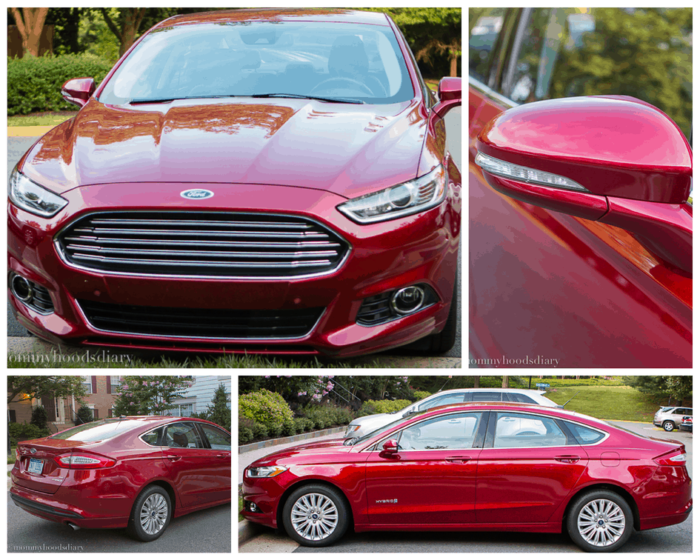 Ford Fusion Hybrid | mommyshomecooking.com