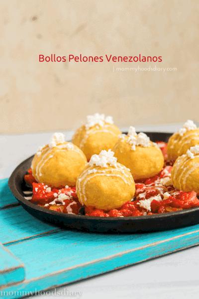 Bollos Pelones Venezolanos + Sorteo