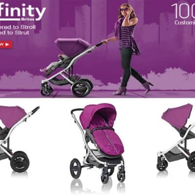 Britax Affinity Stroller and How to Get a Great Deal!!!