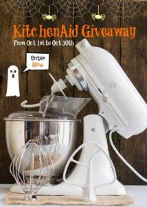 KitchenAid Giveaway   mommyshomecooking.com